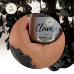 cleanse it , it is a cleansing clay mask made of kaolin clay